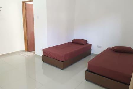 Roomstay 2-4 people in Sungai merab