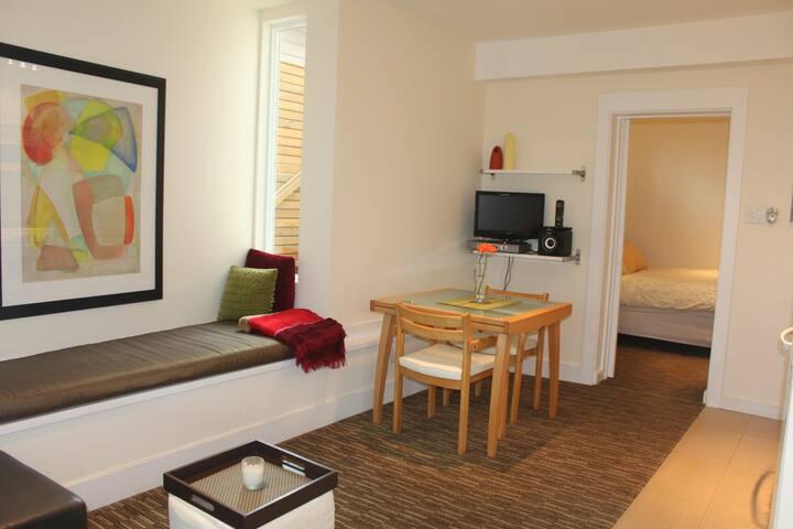 Bright & Airy Garden Suite