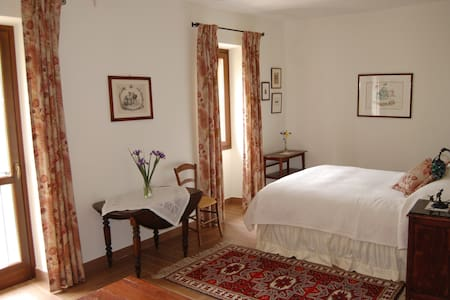 Comfy Farmhouse BnB w/ fabulous views - Monferrato - Calamandrana