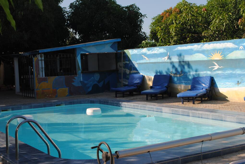 Real Gambia Holidays Swimming Pool