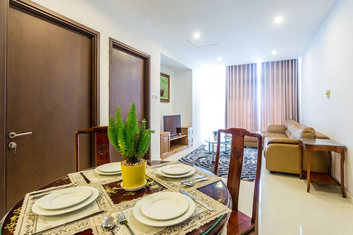 Cozy Homie Apartment  @  Ben Thanh Market - Quận 1 - Apartment
