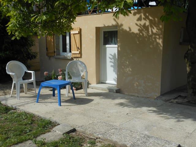 Charmant studio tout meublé tout confort - Margny-lès-Compiègne - Wohnung