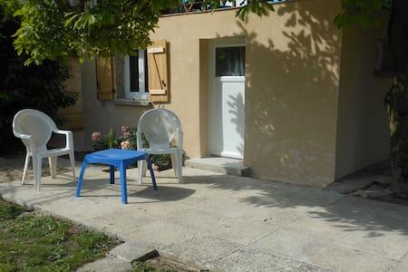 Charmant studio tout meublé tout confort - Margny-lès-Compiègne - Apartmen