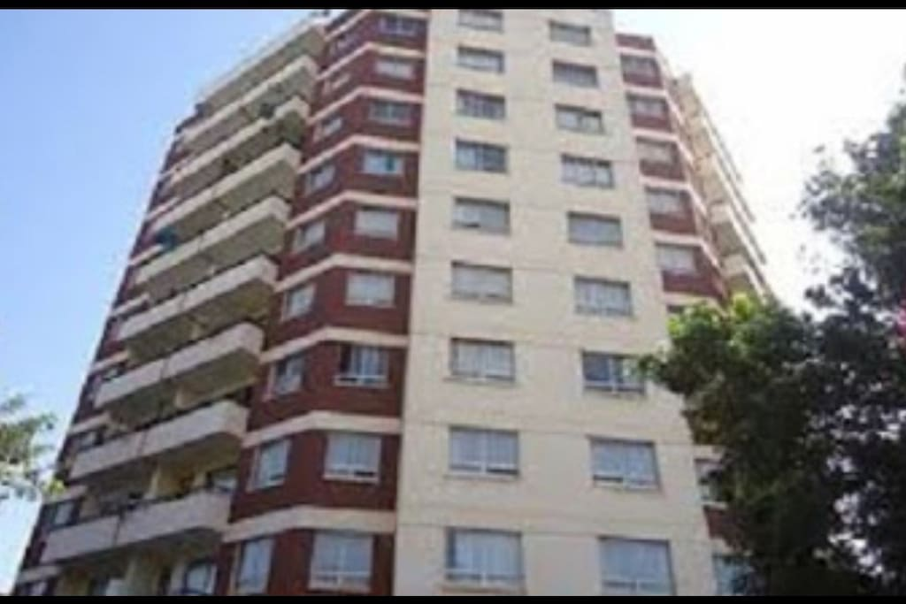 Picture of the Apartment block Dhanjay Apartments