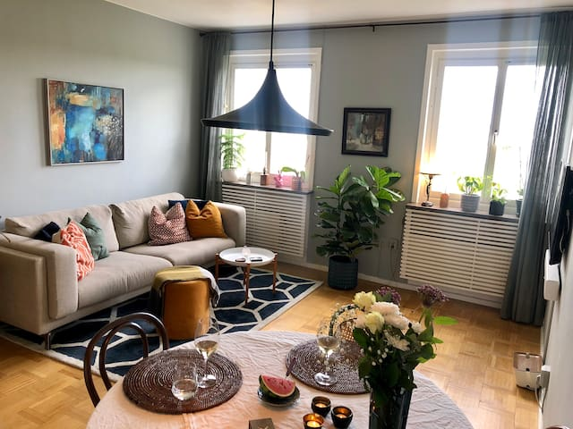 Cosy 2 room apt in the heart of Sofo