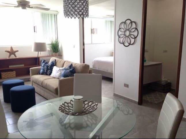 Lovely apartment in the heart of Condado - San Juan - Appartement