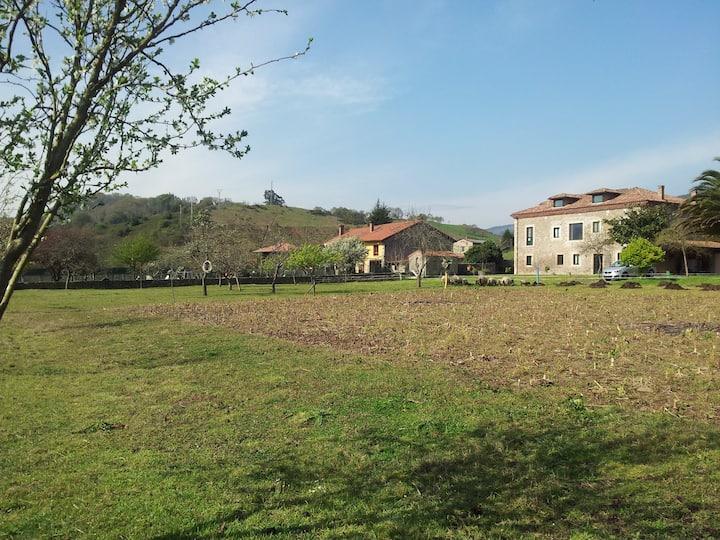 La casa de Asturias