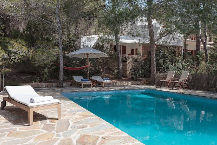Relaxing country house nearby Ibiza