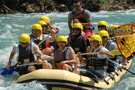 Rafting Tara Camp Highlander - Foča