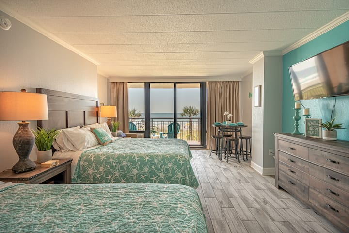 Oceanfront 2nd Floor- Caravelle Resort