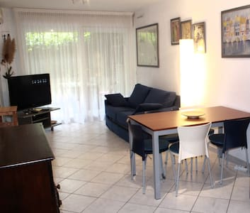 Very nice apartement 50m to the sea