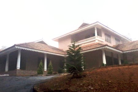 AAROHANAM - a private retreat at Wayanad