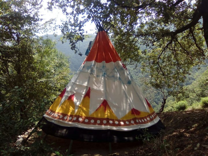 @gatetothewild :The Big Teepee, Extreme experience