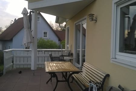 Ruhige Wohnlage - Poppenricht