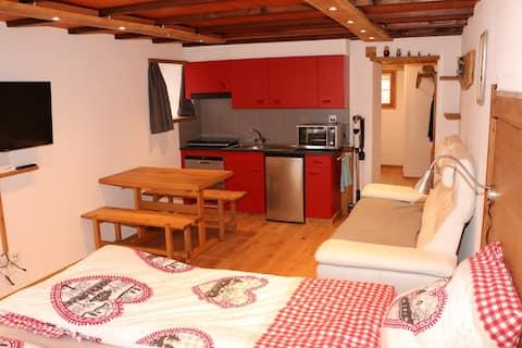 Apartment im Walliserdorf Ernen