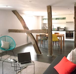 Close to Basel -Visits & Relocation - Sierentz - Apartamento