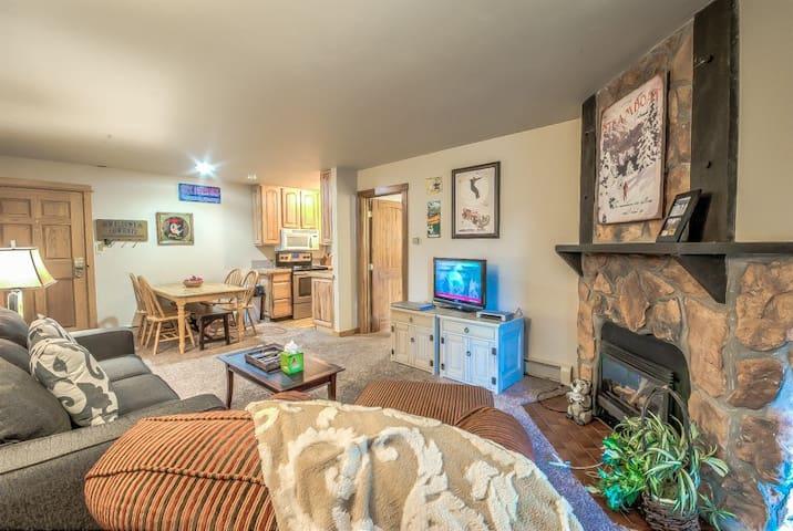 Ski Inn 234 - Steamboat Springs - Apartment