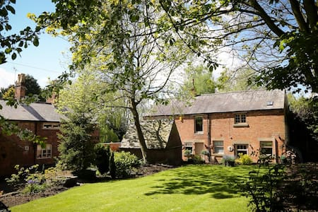 Old Croft Stables - Quarndon - Bed & Breakfast