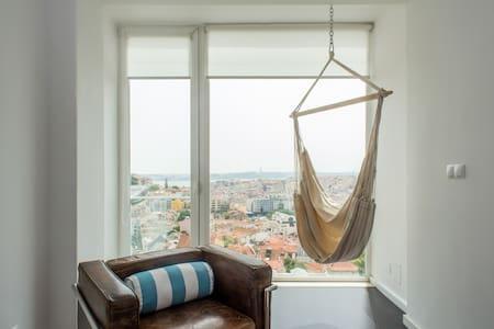 LISBON GREAT VIEW! - Lissabon - Wohnung