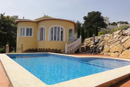 Sunny Villa with private pool - Ador,   Urb Monte Corona