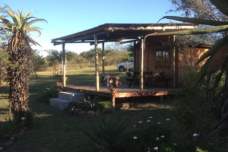 Acaciadale Camp - Self Catering - Pietermaritzburg - 小屋