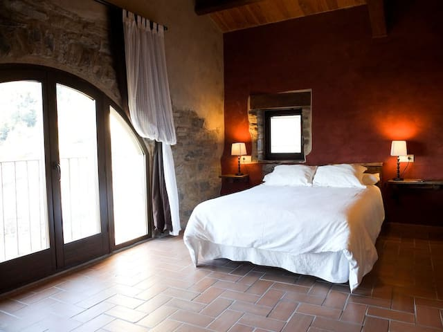 Nature & Birds lovers O Chardinet Especial Room