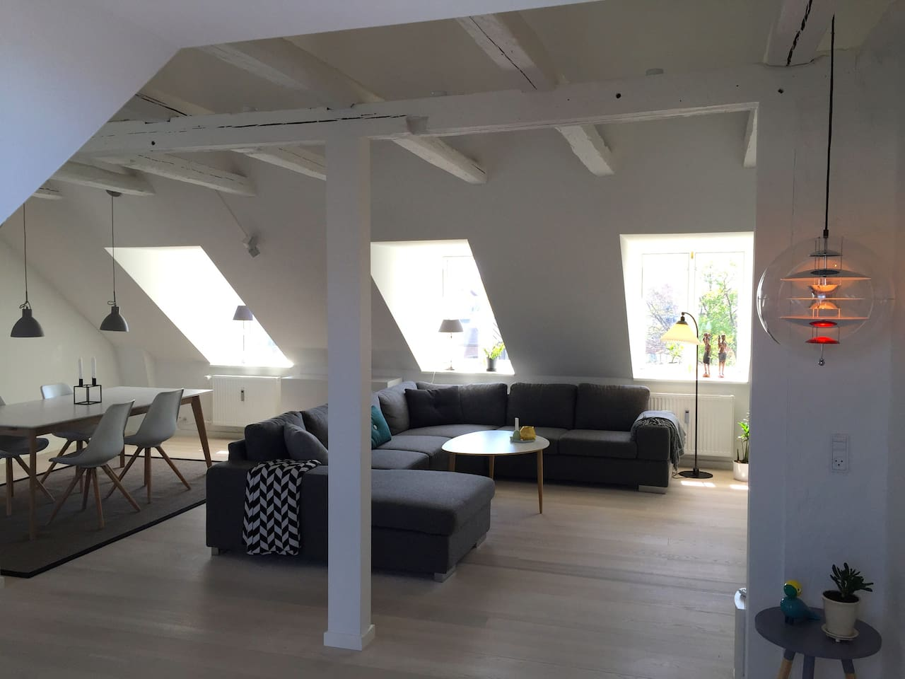Large apartment in Copenhagen - Flats for Rent in København