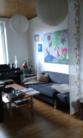 A nice room in a nice apartment!