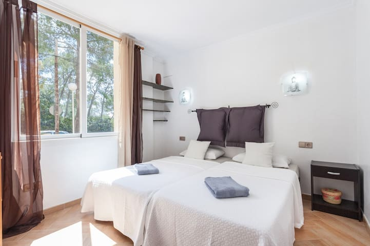 Sunny place by the beach for 1-2 persons - Calvià - Lakás