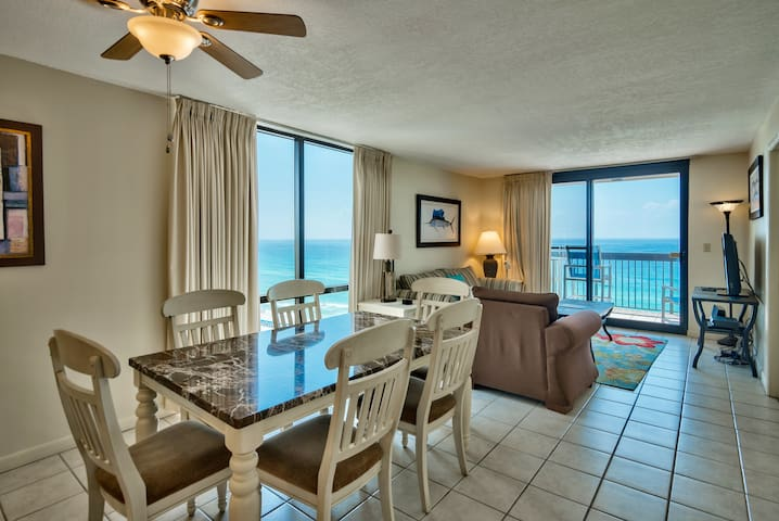 Sundestin Beachfront Corner unit - Ocean View - Destin - Condominium