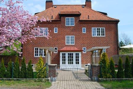 Apartment in quiet village near Lund