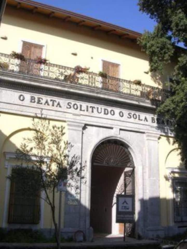 Antica residenza del Gen.Avitabile.