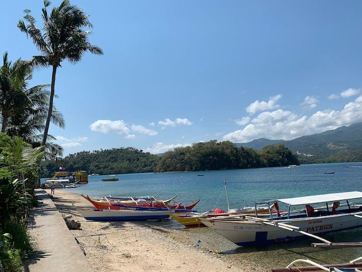 Gateway to beautiful scenery of Puerto Galera
