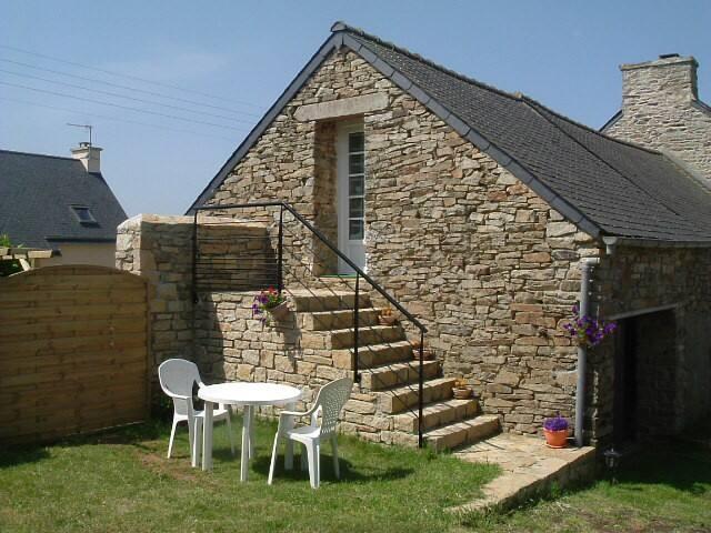 Studio dans ferme rénovée