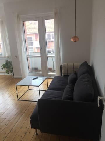 Lejlighed i Odense C