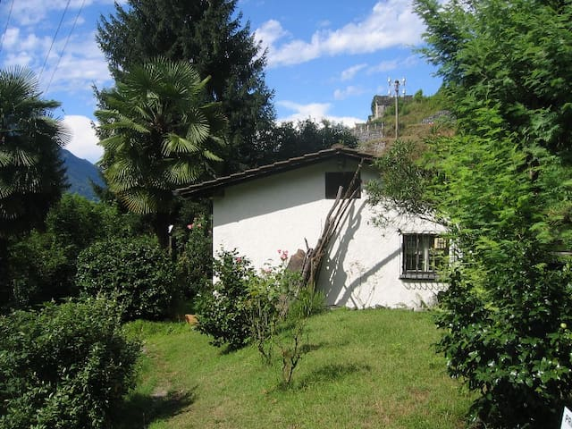 Chez Fritz aux Palmes, 2-5 Persons - Gudo - House