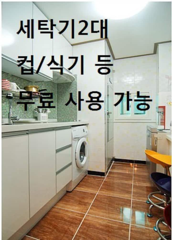 안암역 호텔식 Guest House (Noble)