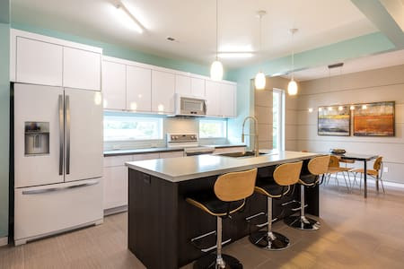 Modern living in the heart of Bismarck. - Bismarck