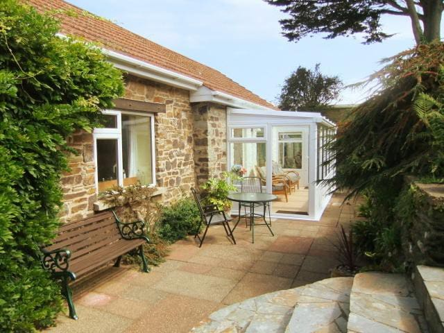 Withywell - peace and quiet for two. - Croyde - Flat