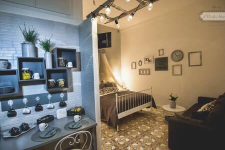Elegant B&B Il Vicolo storico room deluxe