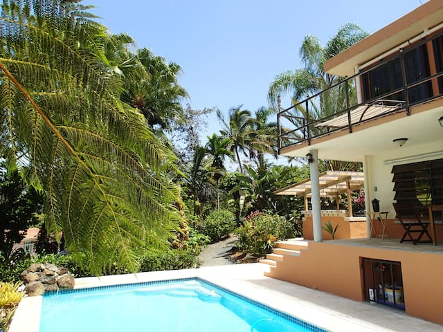 Between sea & El Yunque mountain - Rio Grande - House
