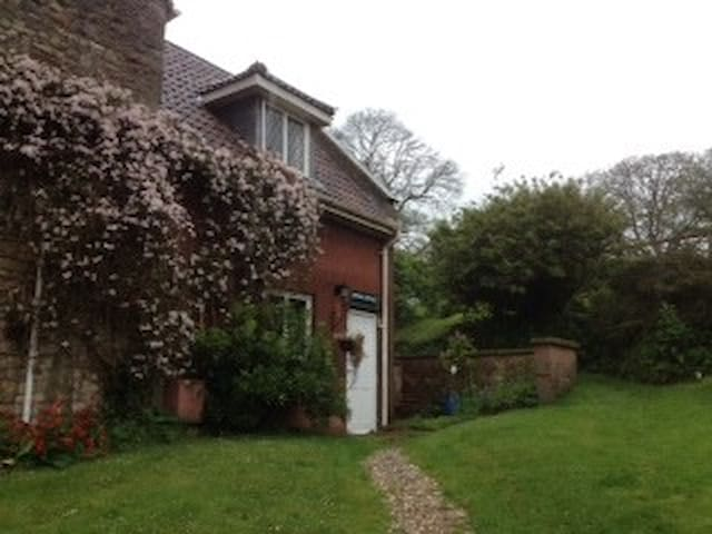 Manor House wing. Rural 4 m Bristol - Near Bristol - Bed & Breakfast
