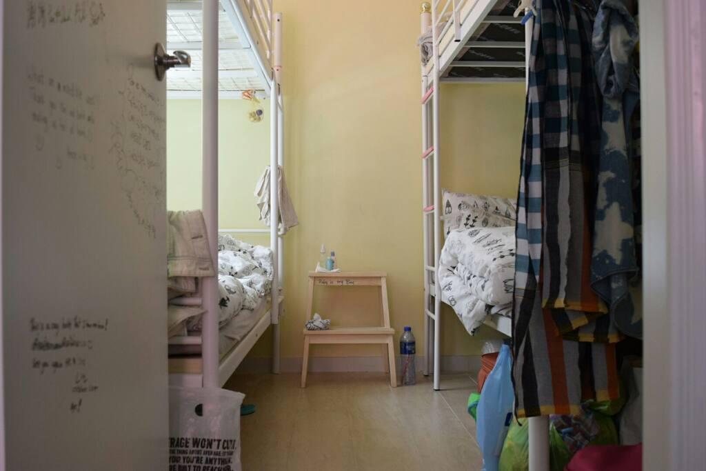 Small 4 female dorm