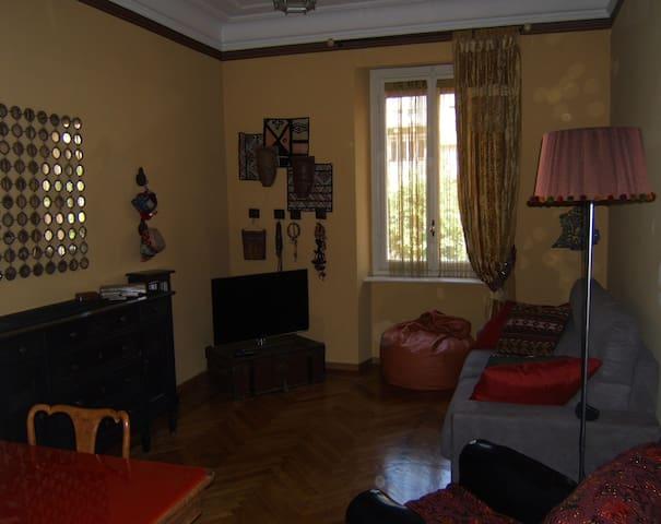 Sweet home, nice city. - 都靈(Torino) - 公寓