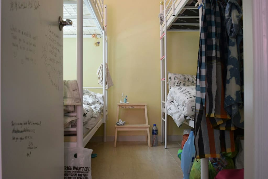 Small 4 female dorm