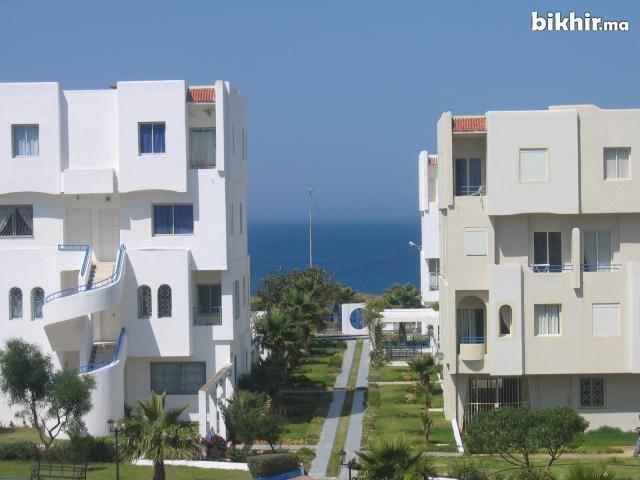 Appartement bij het strand