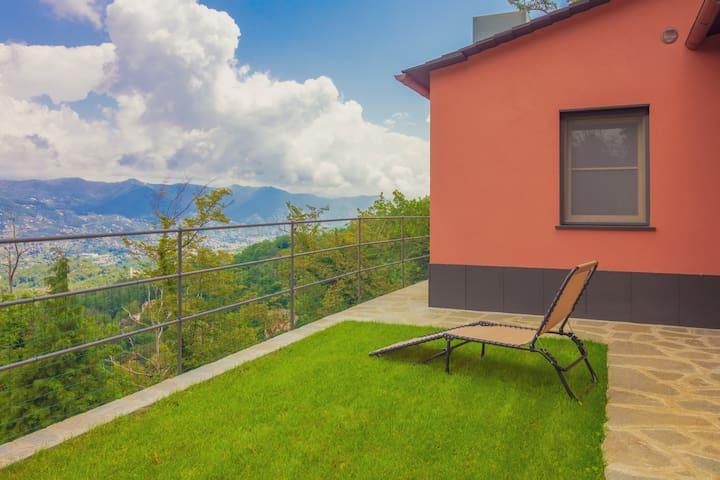 VILLINO LAURA > Brand New Home on the hills