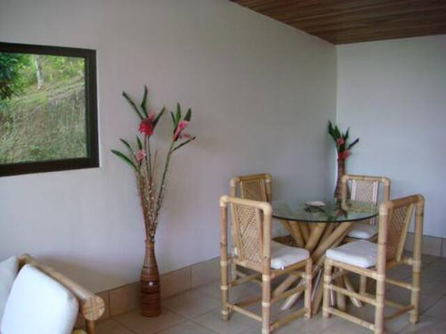 Studio Apt - Tropical Forest tours available