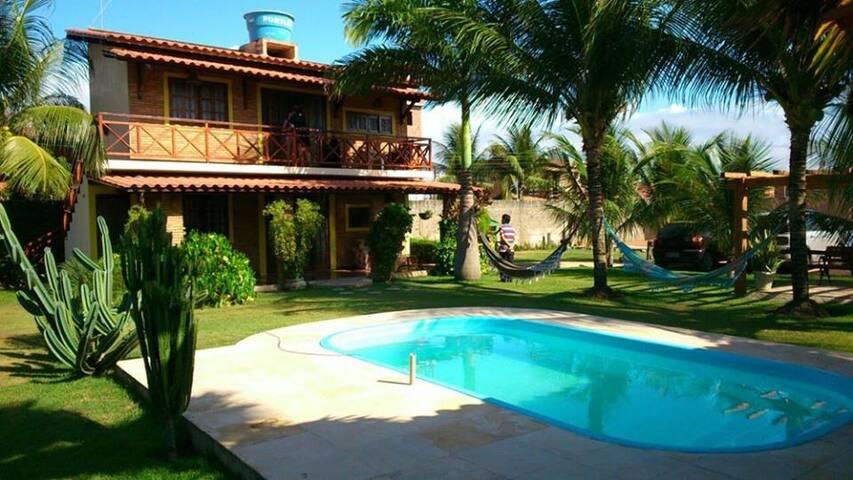 Vila Verde - Praia do Francês/AL (Chalé Família)