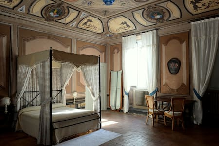 Room type: Private room Bed type: Real Bed Property type: Castle Accommodates: 2 Bedrooms: 1 Bathrooms: 1